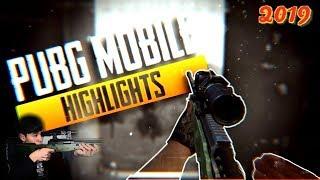 PUBG Mobile - HighLight Cuối Năm Và Là Clip Cuối Cùng... Trong Năm 2019 ^^
