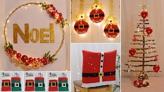 10 Diy christmas decorations 2021🎄 New Christmas decoration ideas 🎄 6