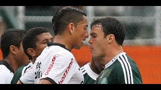 The Dirty Side of Corinthians vs Palmeiras( brigas)