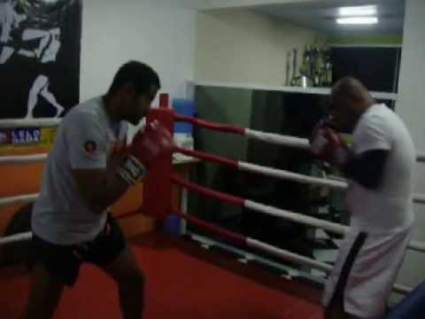 ITOGYM BOXING CAMP. SAO PAULO BRAZIL  (SPARRING)