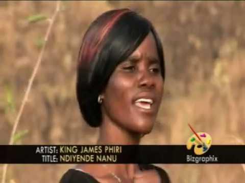 King James Phiri_ndiyende nanu