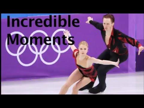 ICE DANCING WARDROBE MALFUNCTION OLYMPICS 2018