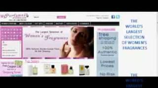 Perfume Store ad campaign @ MyPerfumesOnline.com