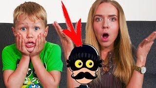 Что происходит в доме? скетчи Family kids