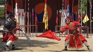 Joseon Martial Arts: Korean fighting techniques