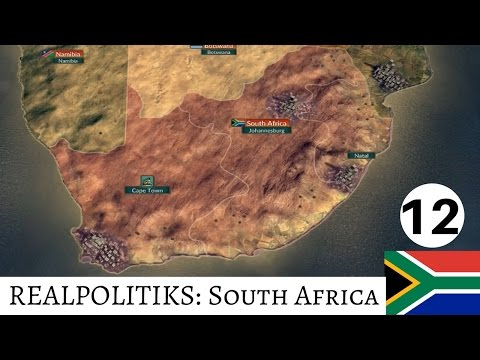Realpolitiks - South Africa (12): Patterns of Force