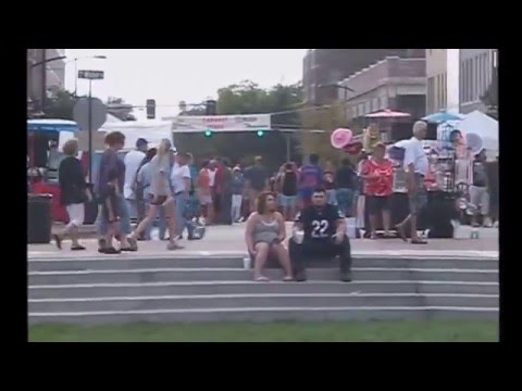 THE DECATUR CELEBRATION 2015 DECATUR ILLINOIS