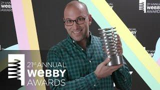 ESPN's 5-Word Speech at the 21st Annual Webby Awards