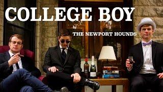 Newport Hounds- College Boy