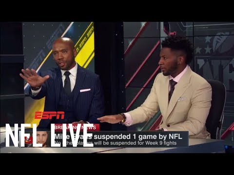 Louis Riddick calls out Jameis Winston for his role in Mike Evans