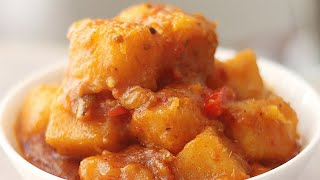 YAM POTTAGE | MY FAVOURITE ASARO RECIPE