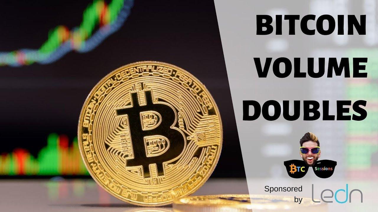 BTC Volume 2X 2017 | Ledger Vulnerability | Russian Anon Payments Ban
