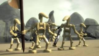 Смотри и играй Лего Звездные Войны! Супер новинка!!!
