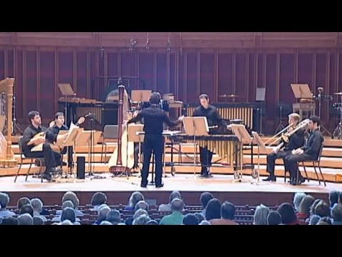 Elliott Carter's 'Luimen' at Tanglewood