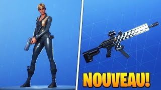 SKINS 'JOHN WICK' & 'SOFIA' + CAMO ANIME ! FORTNITE BATTLE ROYALE