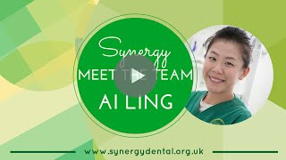 Dr Ai Ling | Meet The Team | Synergy Dental Ormskirk