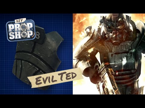 Diy fallout armor diy prop shop youtube diy prop shop s1 e24 solutioingenieria Image collections