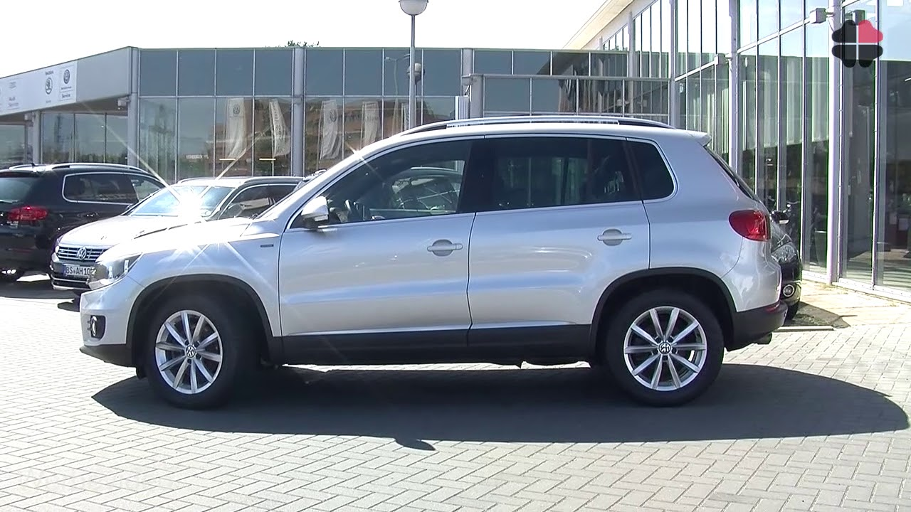 volkswagen tiguan 2 0 tdi lounge sport style ahk pano youtube. Black Bedroom Furniture Sets. Home Design Ideas