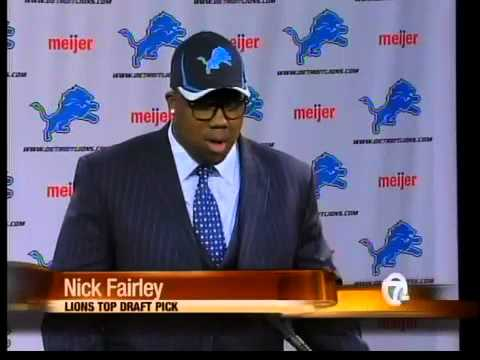 NICK FAIRLEY IN DETROIT
