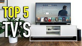 TOP 5: TVs 2018