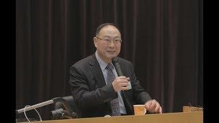 香港大學研究生會金燦榮劉智鵬教授趣談中美關係和世界格局(下)