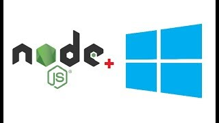 How to Install Node.js and NPM on Windows 8 / Windows 10