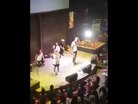 Adexe y Nau - Yo quiero Vivir/ Costa Rica/ Jazz Café/ 23-08-2017