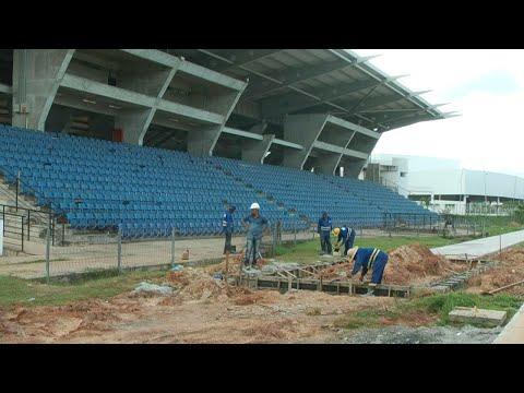 Quatro anos depois, obras prometidas para a Copa não foram entregues | SBT Brasil (28/04/18)