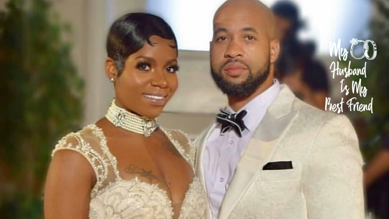Happy 7th Anniversary To Fantasia & Her Husband Kendall Taylor 💍