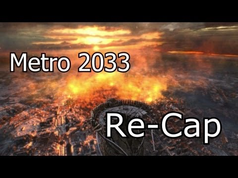 Metro 2033 Re-Cap: Useful Last Light Information