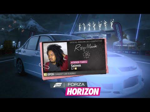 Forza Horizon 100% Completion by Reiji