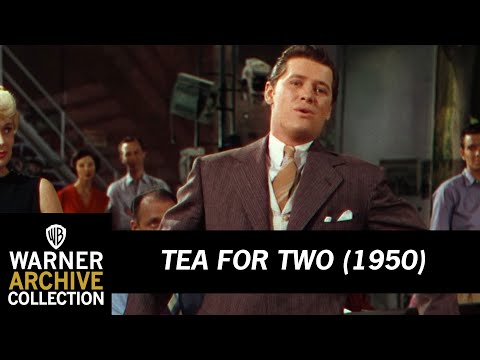 Tea For Two (1950) – I Only Have Eyes For You