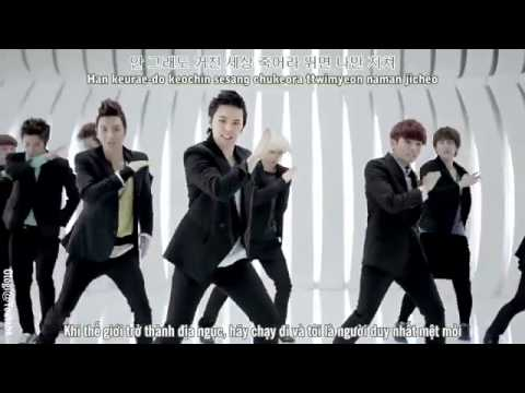 [Vietsub] Super Junior - Mr.Simple.flv