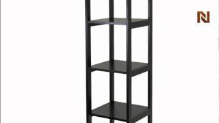 Winsome Hailey Tower Shelf, 5-tier, Modular 92615