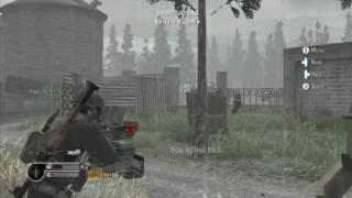 Call Of Duty 4 Modern Warfare Reflex Search & Destroy Victory! Downpour Match 2