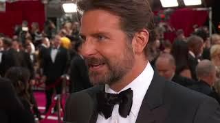 Bradley Cooper Interview Oscars 2019
