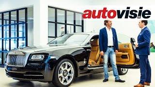 Zo koop je een Rolls-Royce (DEEL 1) - by Autovisie TV