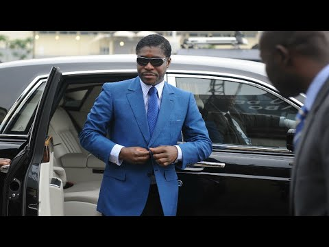 Paris court gives Equatorial Guinea president's son suspended sentence in graft trial