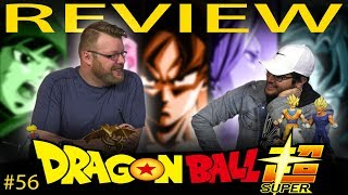 Dragon Ball Super [ENGLISH DUB] Review!!! Episode 56
