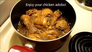 Video Easy Yummy Chicken Adobo for beginners download MP3, 3GP, MP4, WEBM, AVI, FLV Agustus 2018