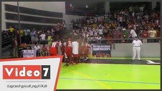منتخب مصر يخسر من مالى بنهائى بطولة السلة للناشئات