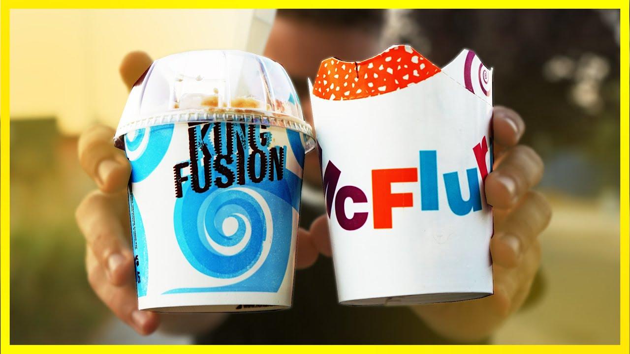 🔥NESQUIK vs COLA CAO🔥- ¿KING Fusion o McFLURRY? - YouTube