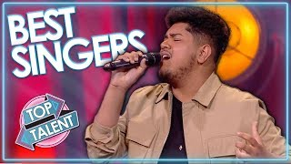 AMAZING Singers Singing The Best Songs on La Banda Portugal | Top Talent