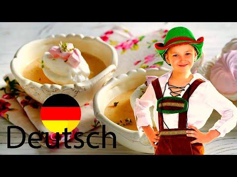видео: Снежки ( schneeflocken sheypale), старинный немецкий десерт.  Вкусные рецепты из доступных продуктов