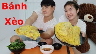 Oppa Hàn Quốc Lần đầu làm bánh xèo Việt Nam 🇻🇳61