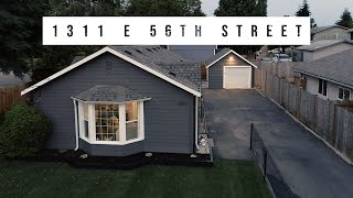 1311 E 56th Street l Real Estate Video l Tacoma, WA
