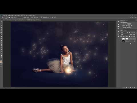 How to upload and use photoshop brushes in photoshop