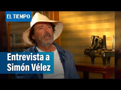 Entrevistas con Maria Beatriz Enchandía: Simón Vélez | EL TIEMPO Televisión