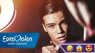 "Mikolas Josef - ""Lie To Me"" - Tschechische Republik |  Reaction Video | ESC"