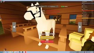 How to get the BEST horses in The Wild West ROBLOX